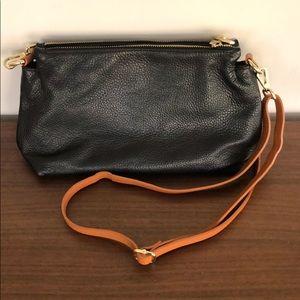 Valentina leather handbag